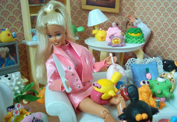 barbie-bebek