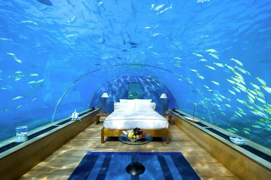 deniz altındaki ev
