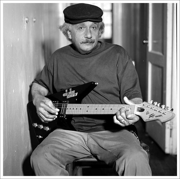 einstien-gitar-calarken