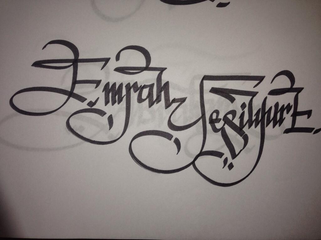 emrah-kaligrafi