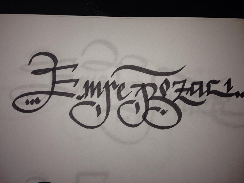 emre-kaligrafi