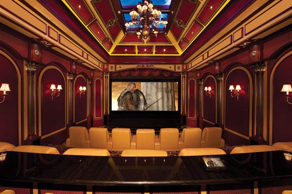 kral sinema salonu