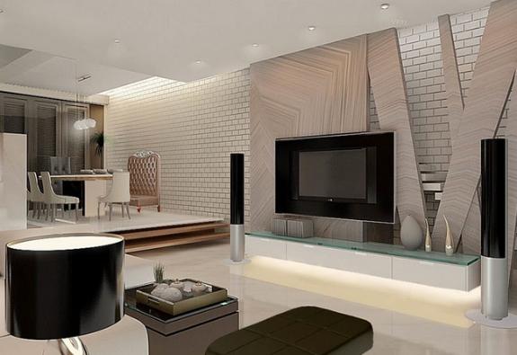 loft-dizayn-beyaz-salon
