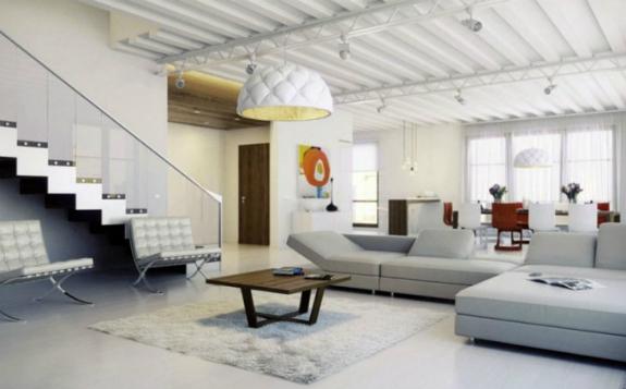 loft-dizayn-beyaz