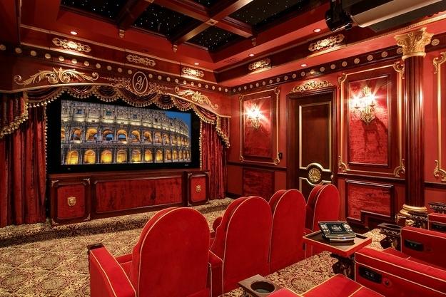 luks sinema salonu