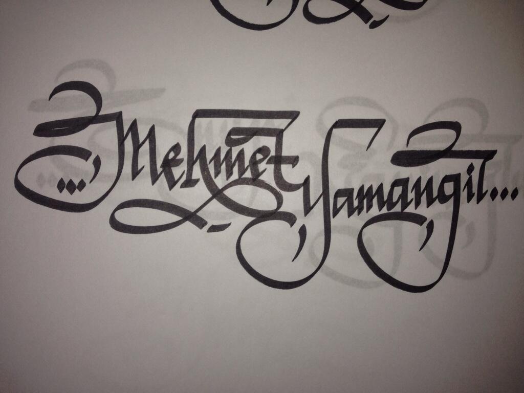 mehmet-kaligrafi