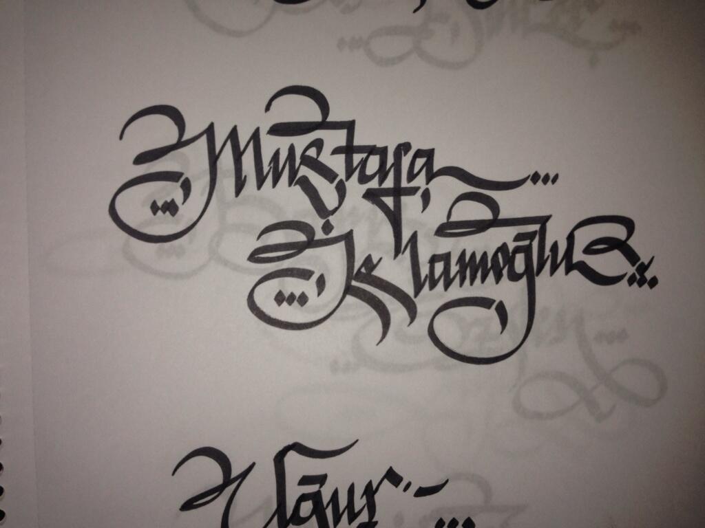 mustafa-kaligrafi