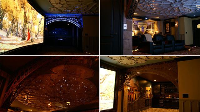 notre dome sinema salonu