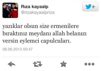 riza-kayaalp-ermeni-capulcu-twitter