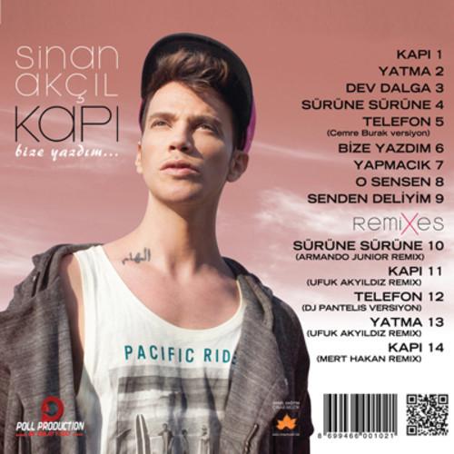 sinan-akcil-kapi-album-kapagi