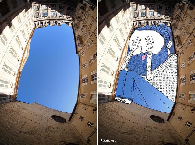 sky art calisma