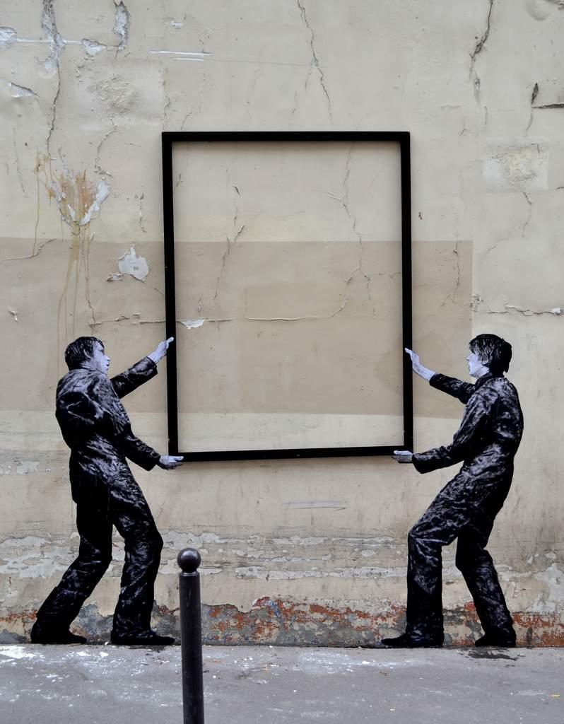sokak resim sanatı