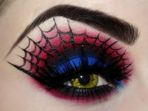 spiderman-makyaj