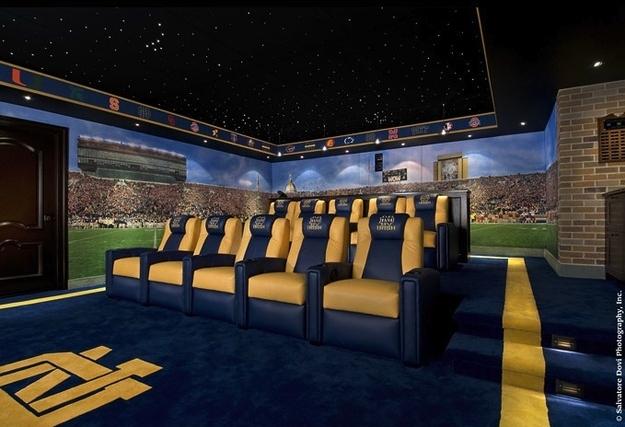 stadyum sinema sistemi