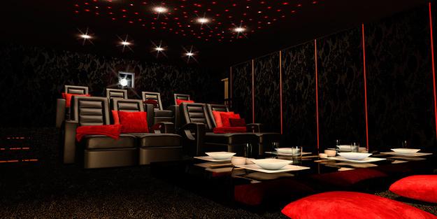 zen sinema salonu