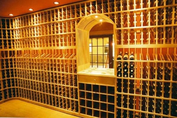 özel şarap mahzenleri