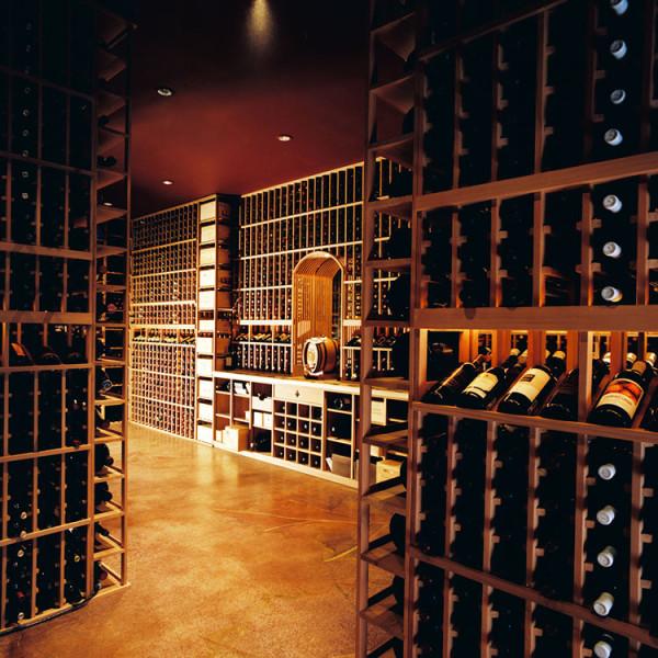 özel tasarım şarap mahzenleri