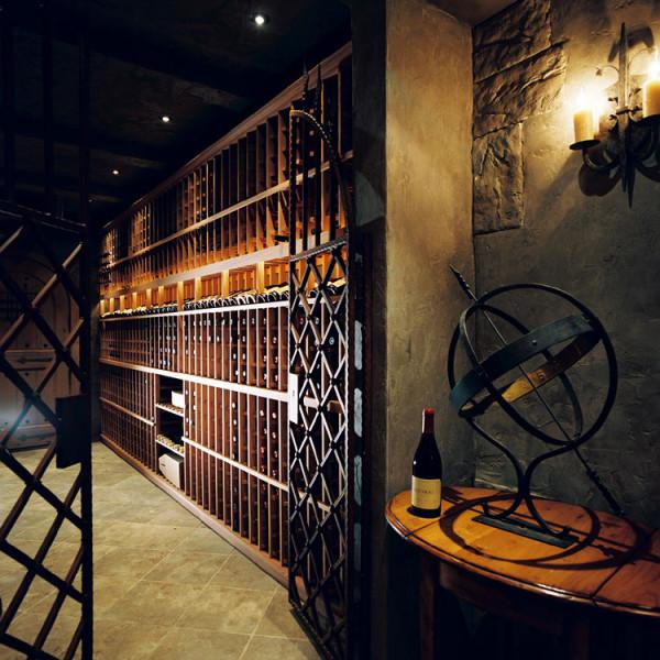 şarap mahzeni