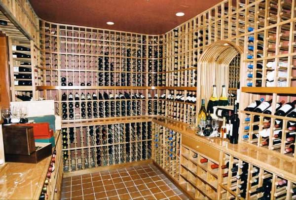 şarap mahzenleri