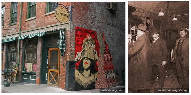 Arnold's Bar & Grill  en eski barlar
