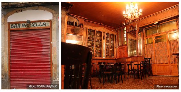 Bar Marsella - tarihi mekan