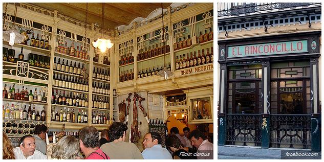 El Rinconcillo - dünyanın eski barı