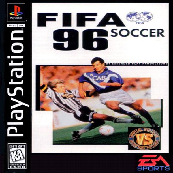 FIFA '96 [U] [SLUS-00038]-front