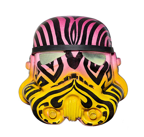 Helmet by Inkie