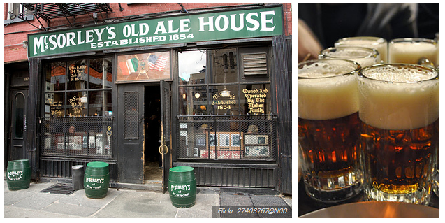McSorley's Old Ale House - tarihi mekan