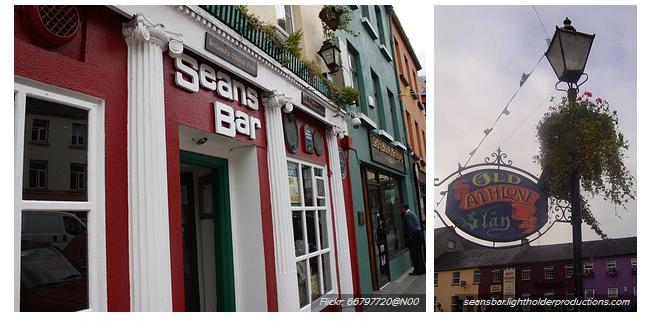 Sean's Bar tarihi mekan