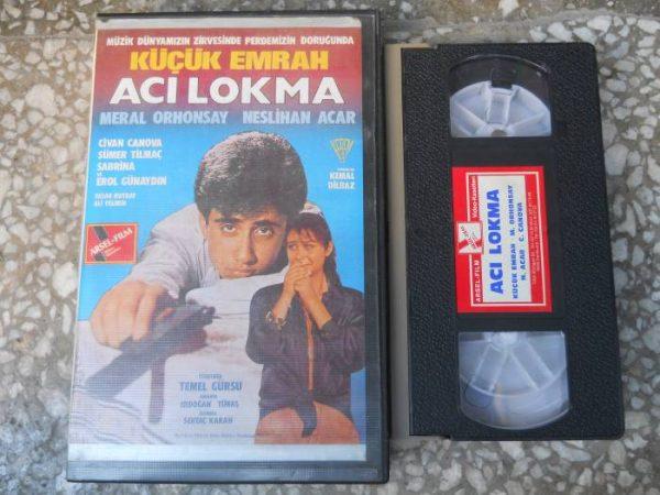 VIDEO-KASET-VHS-KASET-KUCUK-EMRAH-ACI-LOKMA__59546289_0