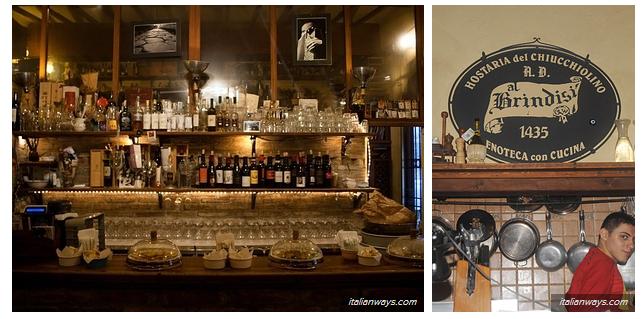 al Brindisi- tarihi barlar