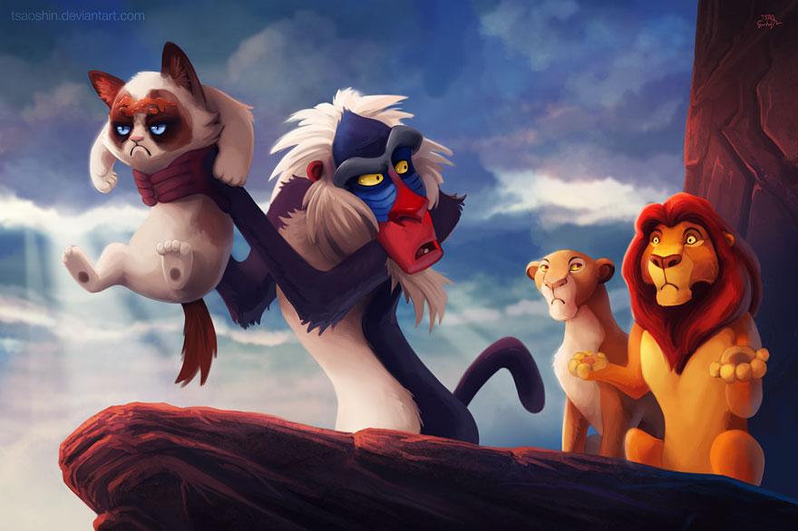 grupmy-cat-aslan-kral