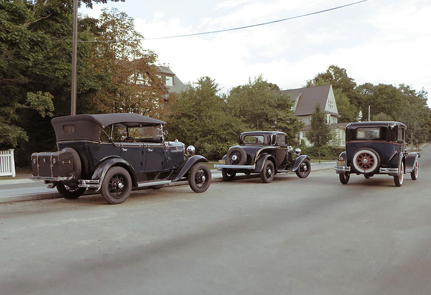 klasik araba modelleri
