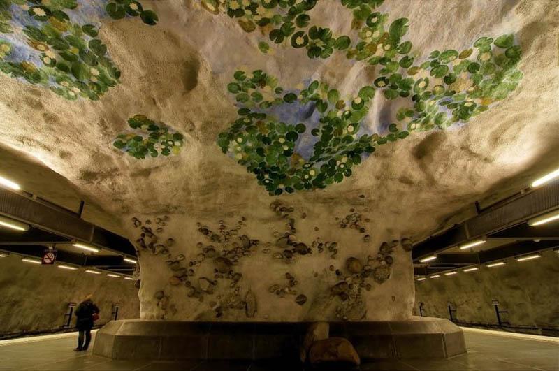 mağara tavan boyama