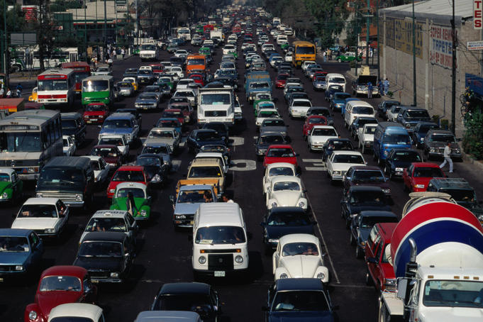 mexico-city-trafik-cilesi