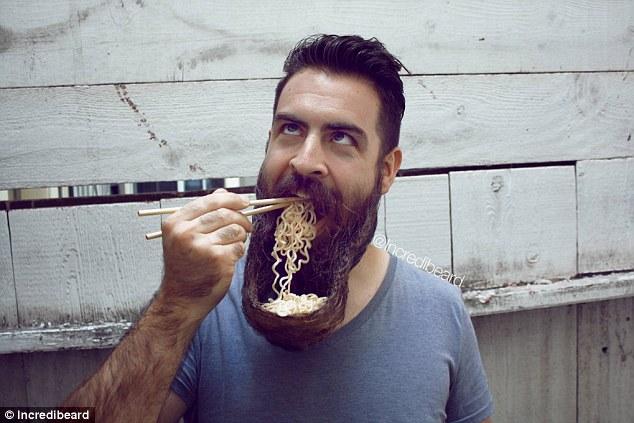 sakallı rahatsız