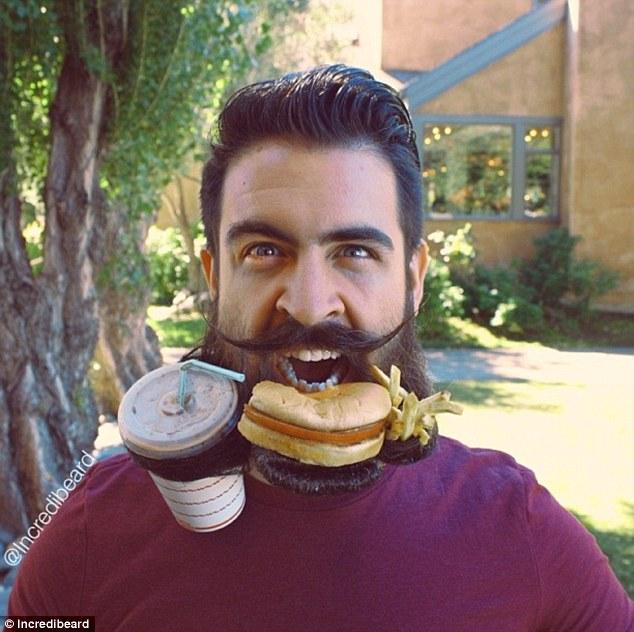 sakallı ve deli