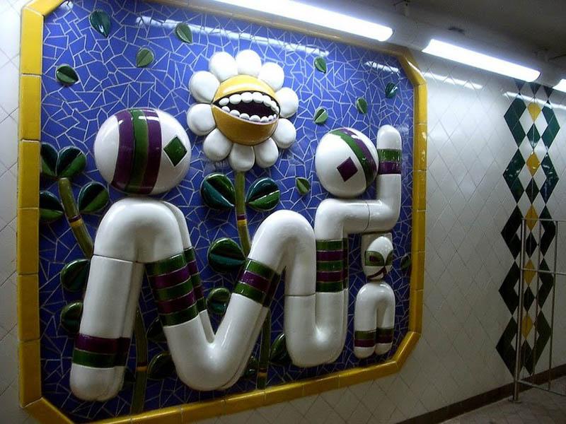 sanat-çalışması-metro-duvarı