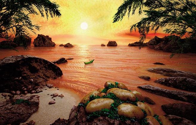 somon-denizi-gida-manzaralari