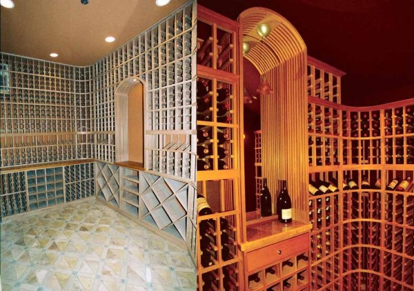 tarihi şarap mahzeni