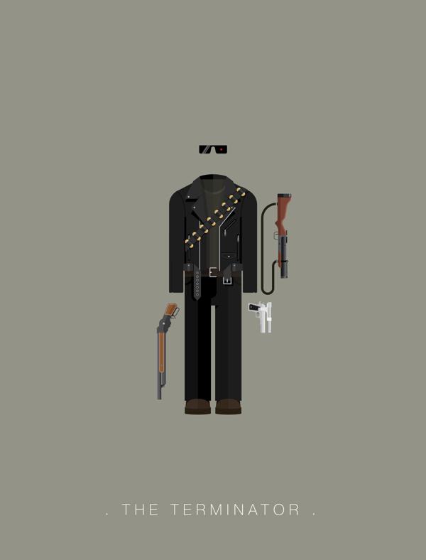 terminator-minimal-cizim-illustrasyon