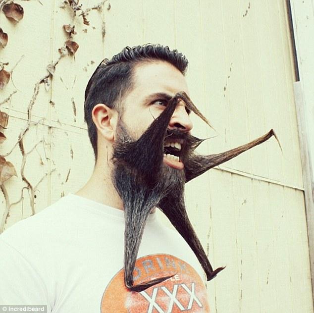 uzun sakal modeli