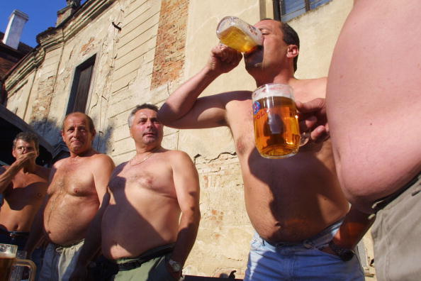 Czechs Have Highest Beer Consumption In World
