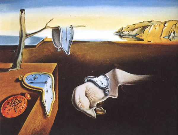 1931-The Persistence of Memory