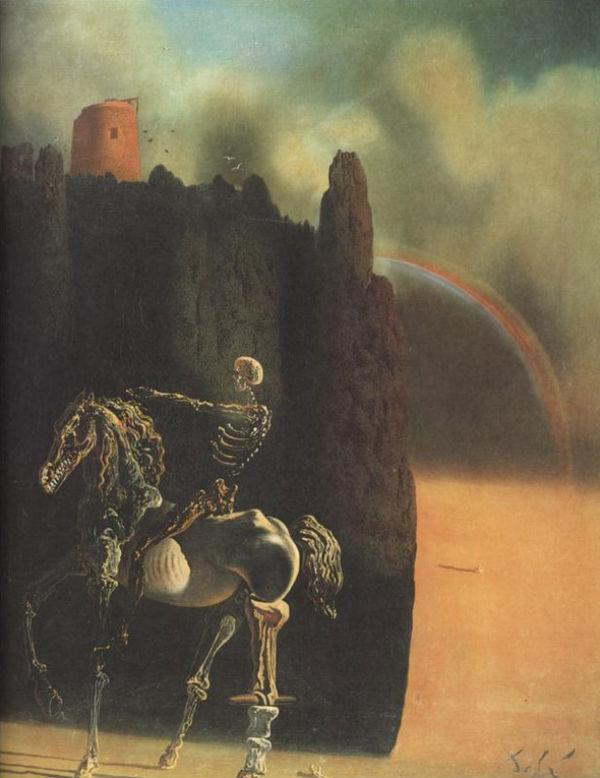 1935-The Horseman of Death