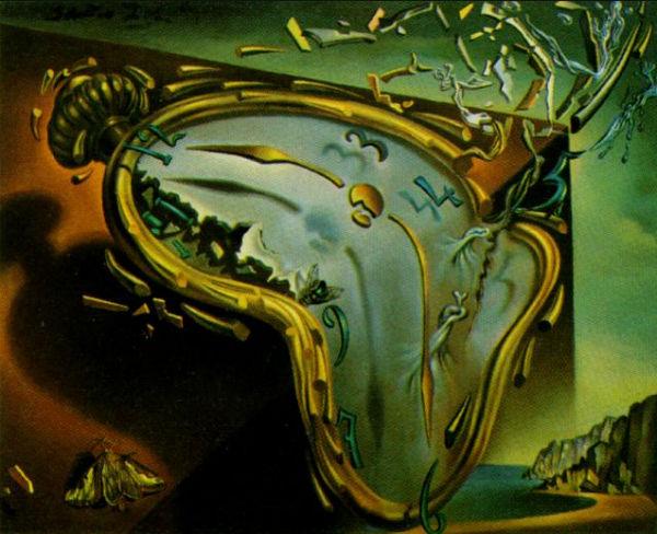 1954-Melting Watch