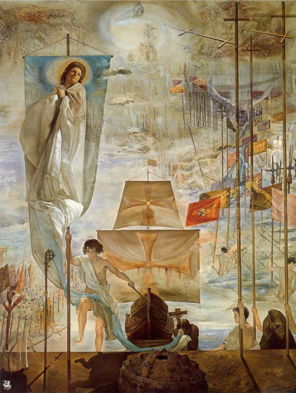 1958-The Discovery of America by Christopher Columbus
