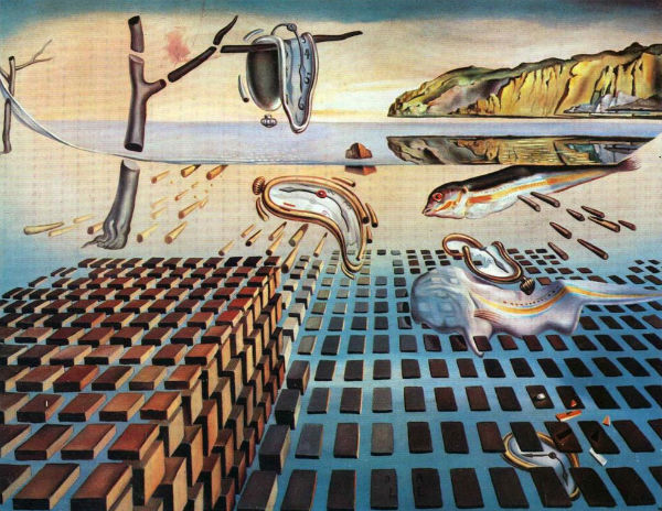 1999-The Disintegration of the Persistence of Memory