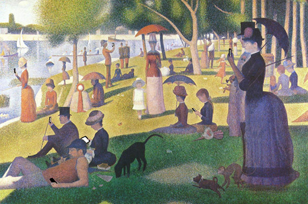 A-Sunday-Afternoon-on-the-Island-of-La-Grande-Jatte-Georges-Seurat-apple
